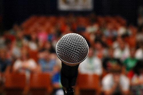Public Speaking Fears